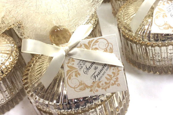 goldcandlejarbomboniere